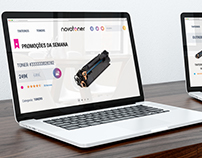 Novotoner website
