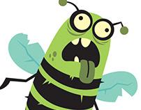 Zombee Honey Logo