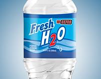 CEFCO Water Bottle