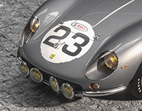 Ferrari 250 GTO | CGI