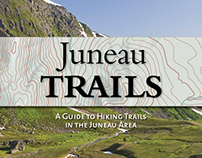 Juneau Trails - guidebook design