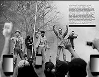 Webdesign: The Egyptian Revolution