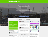 Social Media Post Aggregator App for Greenpeace