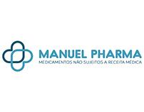 ManuelPharma Branding