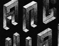 INKTOBER / hand lettering