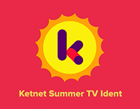 Ketnet Summer TV-Ident