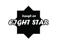 Through an eight star