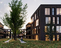 Residential Complex, London, United Kingdom