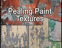 Download Free Pealing Paint Textures Pack