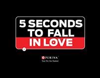 5 Segundos para Enamorarte - PURINA