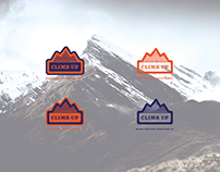 Climb Up / branding