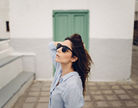 Sara, portraits 2