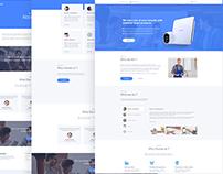 Elektrikar - Website Redesign