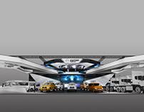 2016福田汽车北京车展中标方案--变形金刚