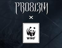 WWF x PRO8L3M