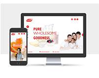 Food - Web Design