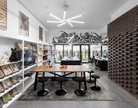 Brick office by mode:lina™