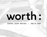 Worth : Pop up