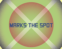 """The Great Equalizer - """"Marks the Spot"""" (Album Art)"""