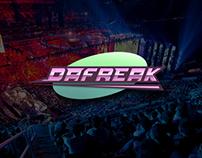 eSports Logo & Visual Identity | DaFreak