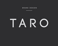 Brand Design - Taro
