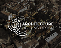 Logo for S. C.- Architect & lighting designer