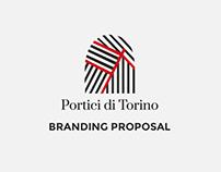 I PORTICI DI TORINO - Branding Proposal