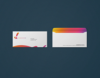Identity design for EXCLAMATION. llc