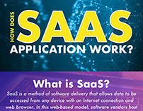 How Does SaaS Application Work ?
