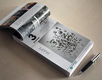 2015 Tear-off calendar for ONEXIM Group, Moscow