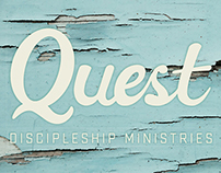 Quest Discipleship Ministries Brand Identity