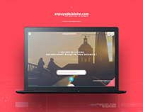 enpaysdelaloire.com UI design / Art diection