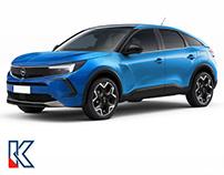 Opel Astra XCross