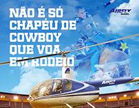 AirFly - Sobrevoos de Helicóptero