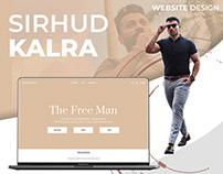 Sirhud Kalra Web Design | UI/UX