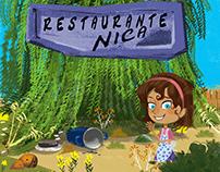 Restaurante Nica Cuento infantil