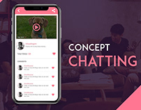 Concept Chatting App
