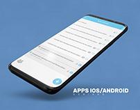App UI/UX Design