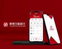 UI/UX HUN-NAN Bank Redesign