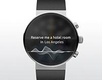 Braun - Smartwatch Concept