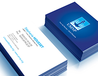 UMNP - Business cards