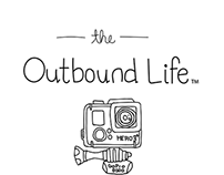 The Outbound Life logo and identity