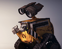 Remake of Wall-E