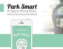 Park Smart: An app for simpler parking
