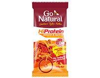 HiProtein 80g - Packaging Refresh