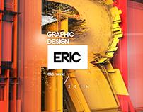 ERIC|Graphic Design|C4D