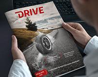 Drive Magazine Design