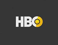 HBO Rebrand