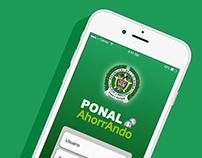 PonalAhorrando App