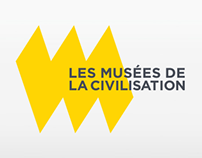 Les Musées de la Civilisation · Web